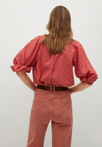 Mango - Button-down blouse - aardbeirood - 2