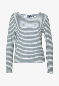 ONLY - ONLELLY - Long sleeved top - insignia blue/cloud dancer