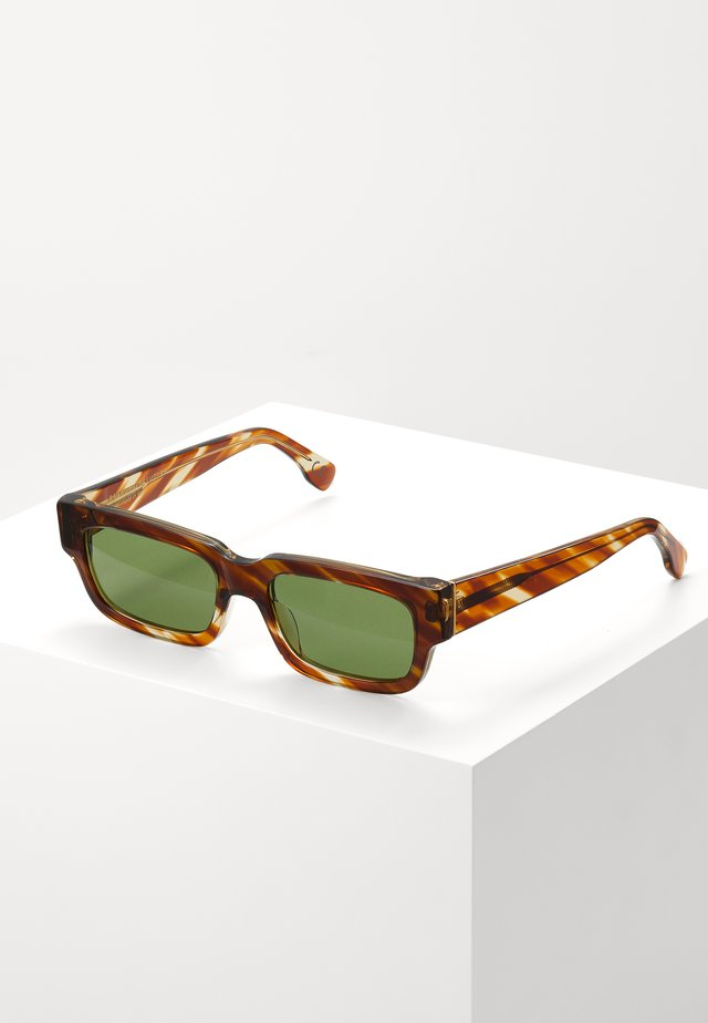 ROMA HAVANA RIGATA - Sunglasses - havana rigata