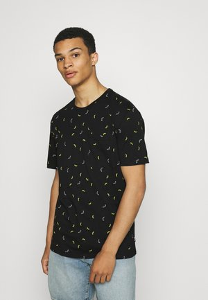 ONSPROVE DITSY TEE - T-shirt med print - black