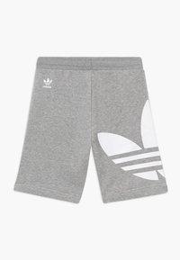 adidas Originals - Pantalon de survêtement - mgreyh/white - 1