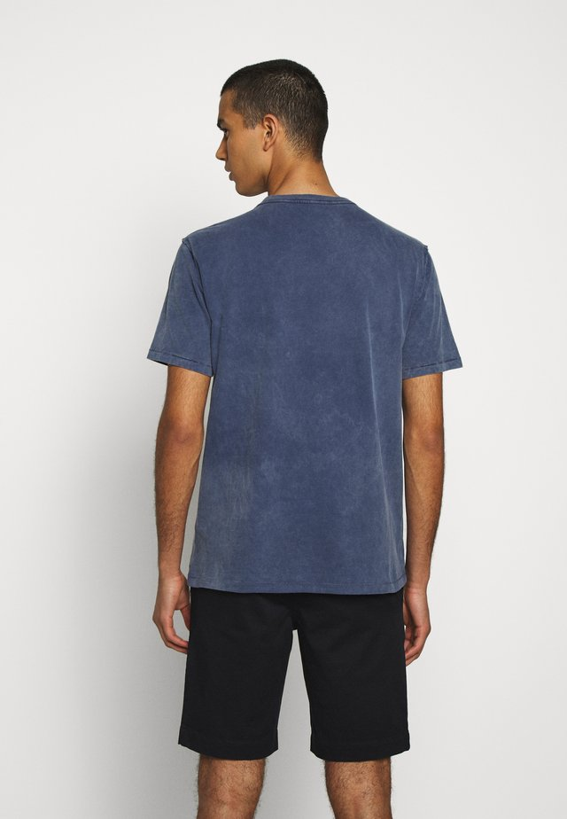 LIAS - T-Shirt basic - navy