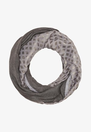 MIT MUSTERMIX - Snood - black placed print