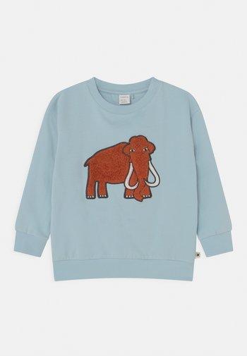 MINI MAMMOTH UNISEX - Sweatshirt - light blue