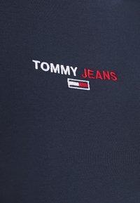 Tommy Jeans - LINEAR LOGO BODY - Longsleeve - twilight navy - 7