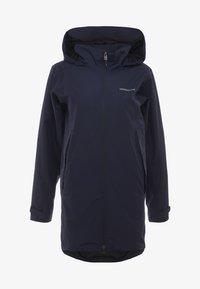Didriksons - NOOR WOMENS - Waterproof jacket - dark night blue - 5