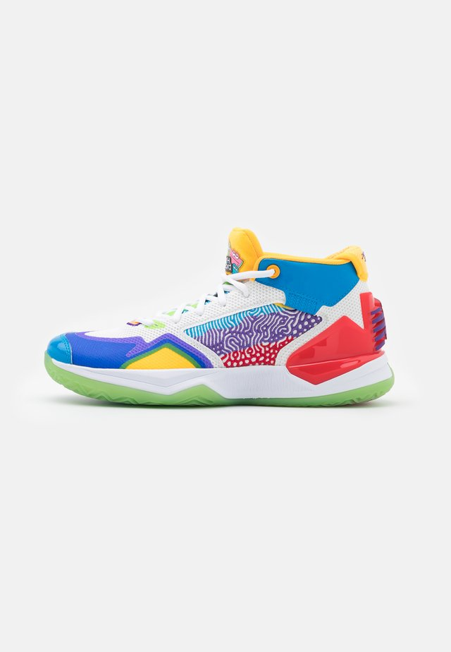 X KAWHI JOLLY RANCHER - Basketbalové boty - multicolor