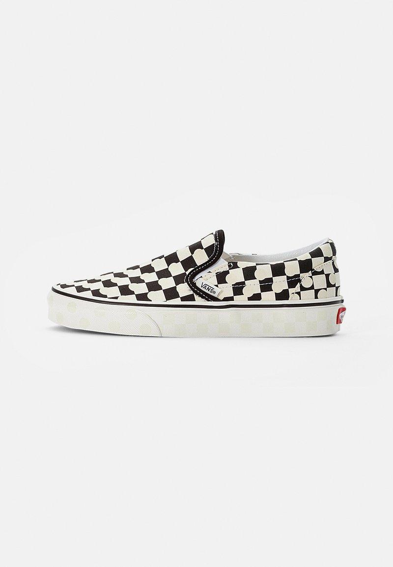 Vans - CLASSIC SLIP-ON UNISEX - Loafers - true navy/true white