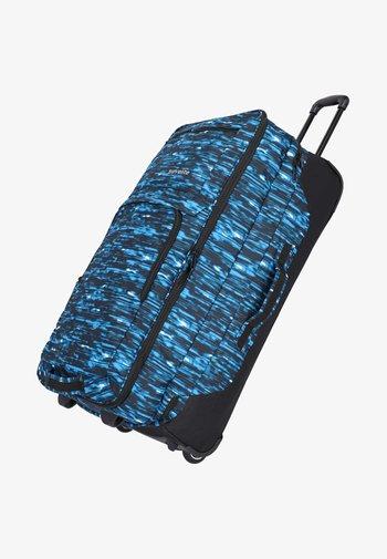 BASICS - Wheeled suitcase - blue