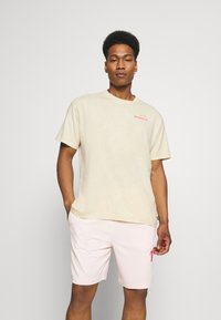Nike SB - TEE CRUISIN UNISEX - Print T-shirt - sesame - 2