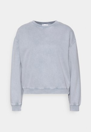 ACID WASH - Sweatshirt - blue