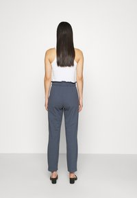 ONLY - ONLKIRAS LIFE PANTS - Trousers - ombre blue - 2