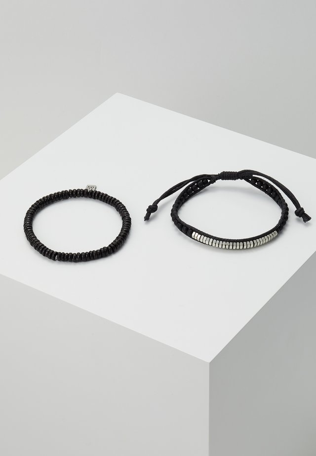 WEAR OUT COMBO SET - Bracelet - black
