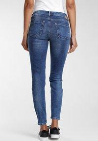 Gang - Jeans Skinny Fit - blue mid wash - 1
