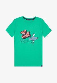 O'Neill - CONNOR - T-shirt print - green - 0