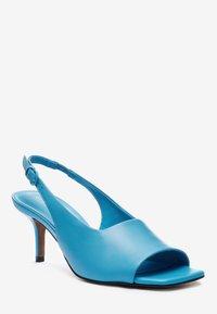Next - Sandaler - blue - 1