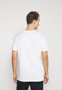 GAP - BASIC ARCH 2 PACK - Print T-shirt - blue/white - 2
