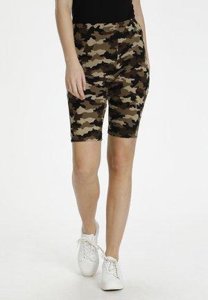 CUSEMIRA  - Shorts - brown camouflage