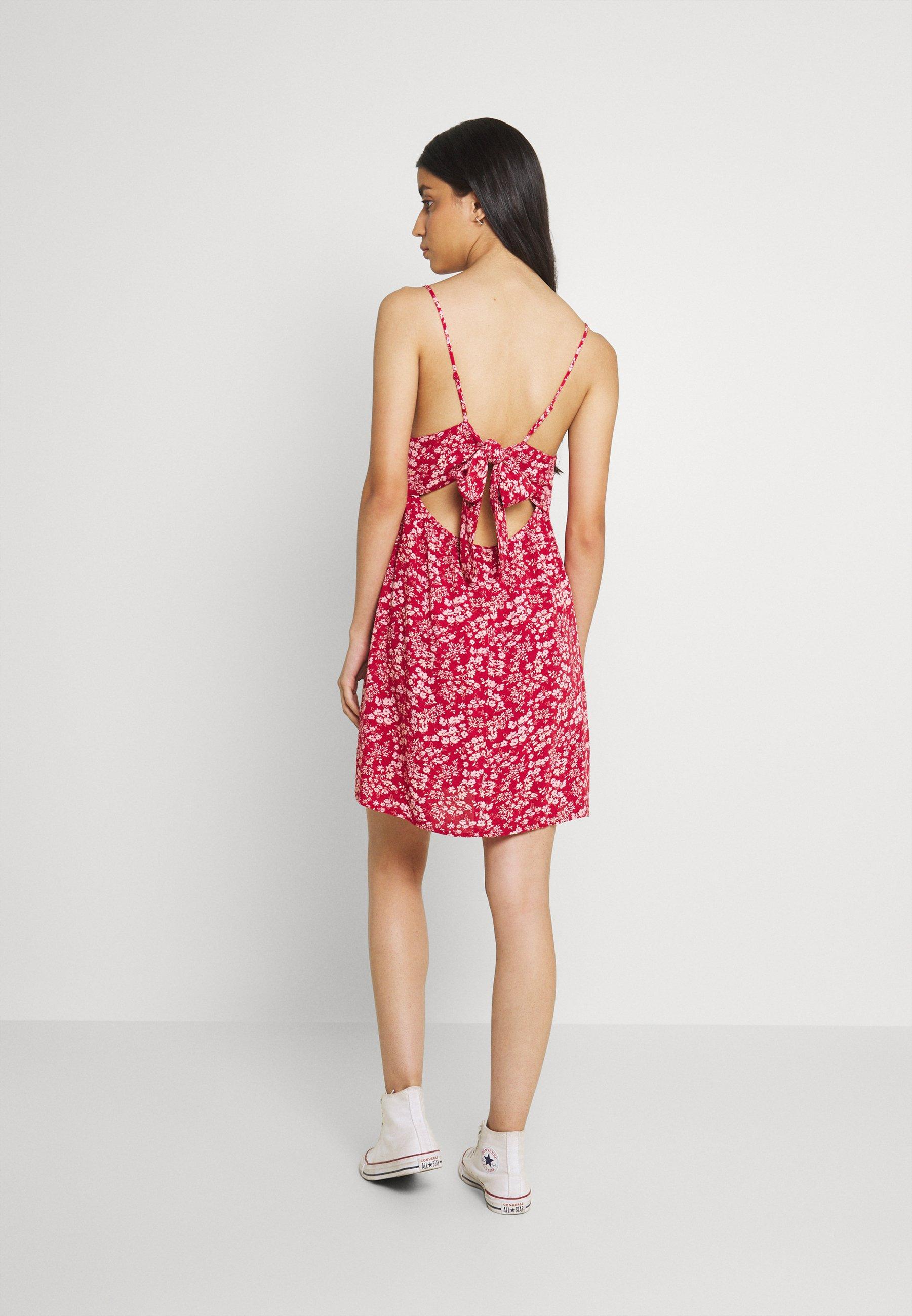 Women KELSEY TIE BACK - Day dress
