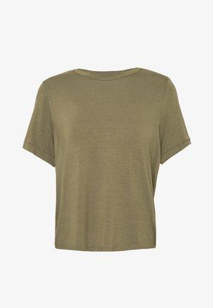 NMSALLE BACK DETAIL - Basic T-shirt - kalamata