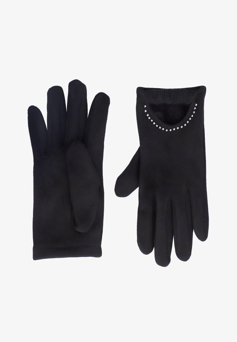 Six - Gloves - schwarz