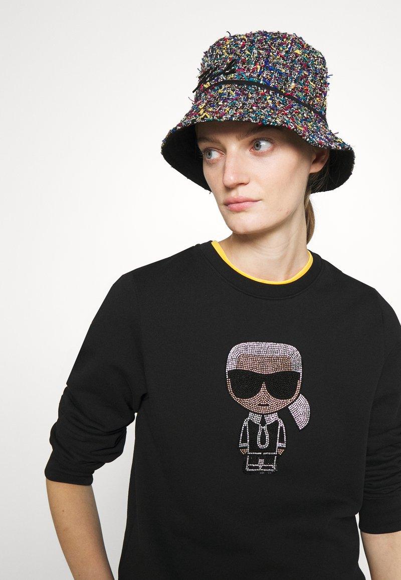 KARL LAGERFELD - SIGNATURE HAT - Klobouk - multicoloured