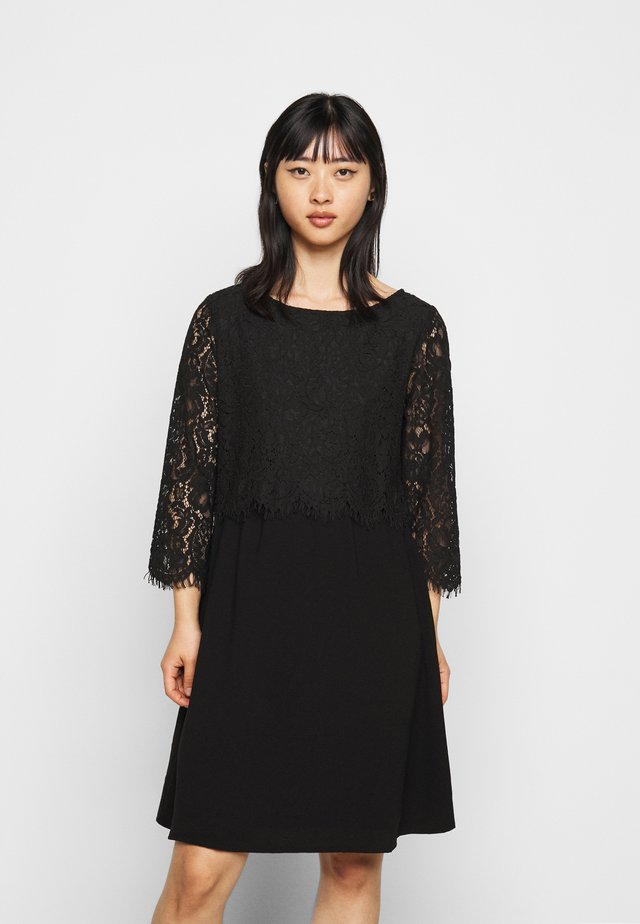 VIFRANA 3/4  DRESS - Robe de soirée - black