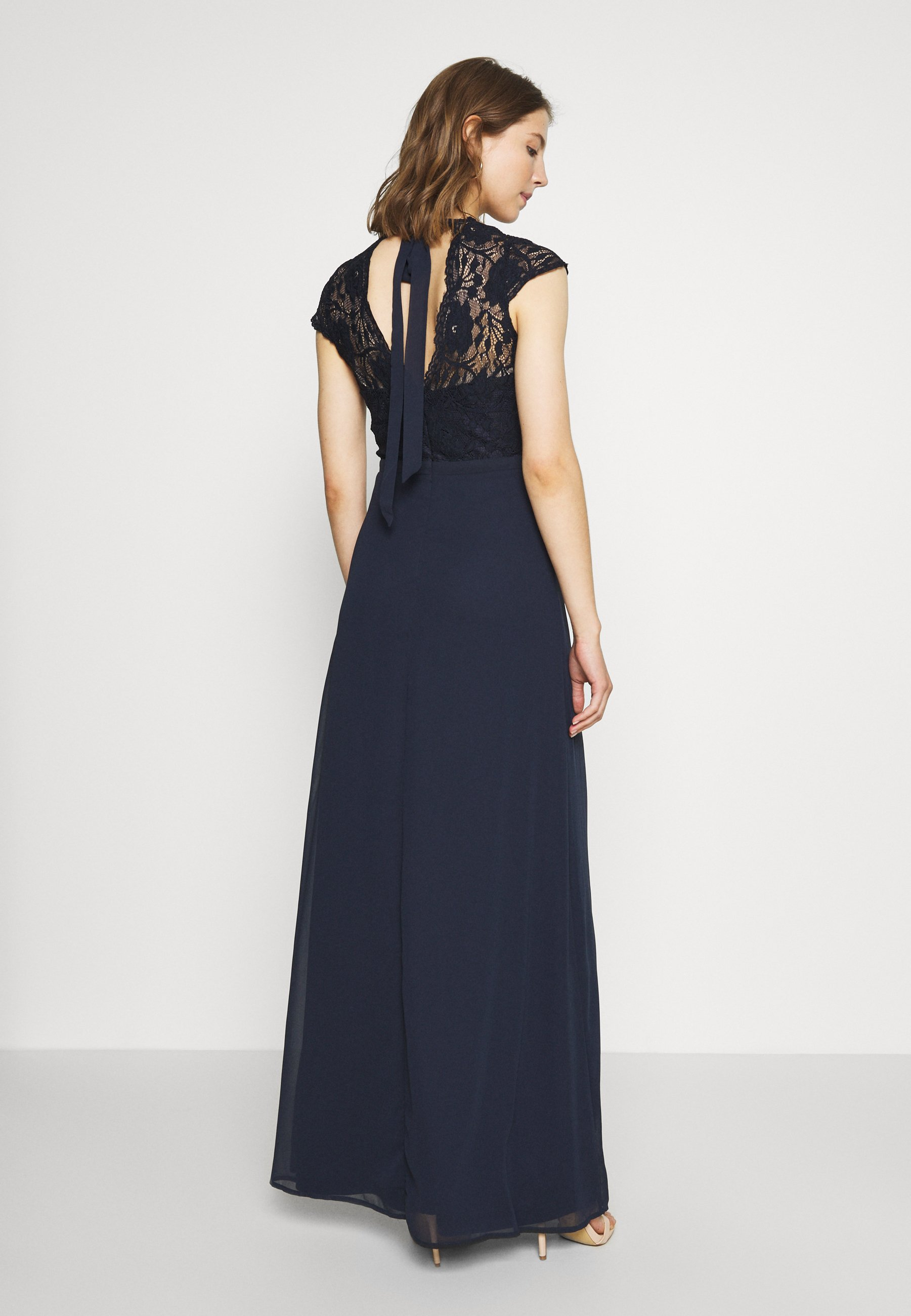 Nly by Nelly BE MINE GOWN Ballkleid navy/dunkelblau