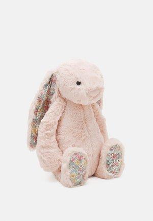 BLOSSOM BUNNY LARGE UNISEX - Peluche - pink