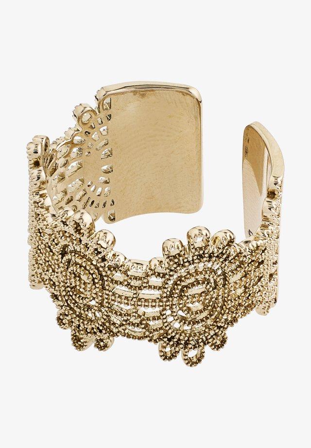 Bague - ox gold