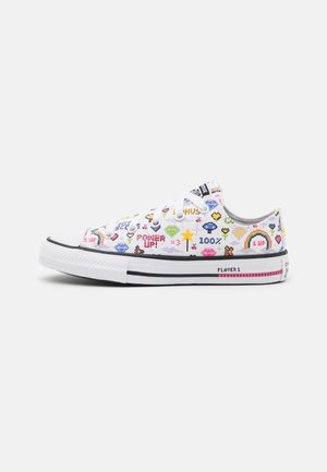 CHUCK TAYLOR ALL STAR GAMER UNISEX - Trainers - white/black/bold pink