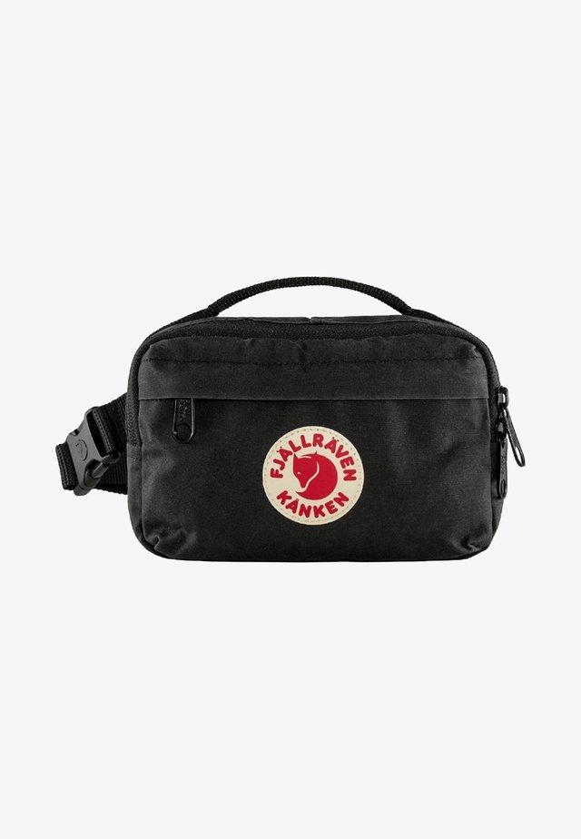 KANKEN - Bum bag - black