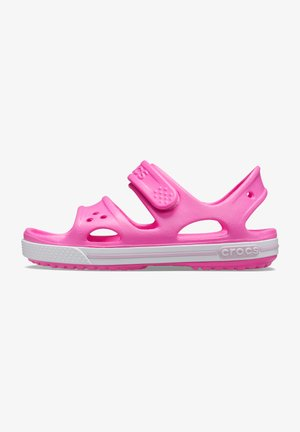 CROCBAND II - Pool slides - pink