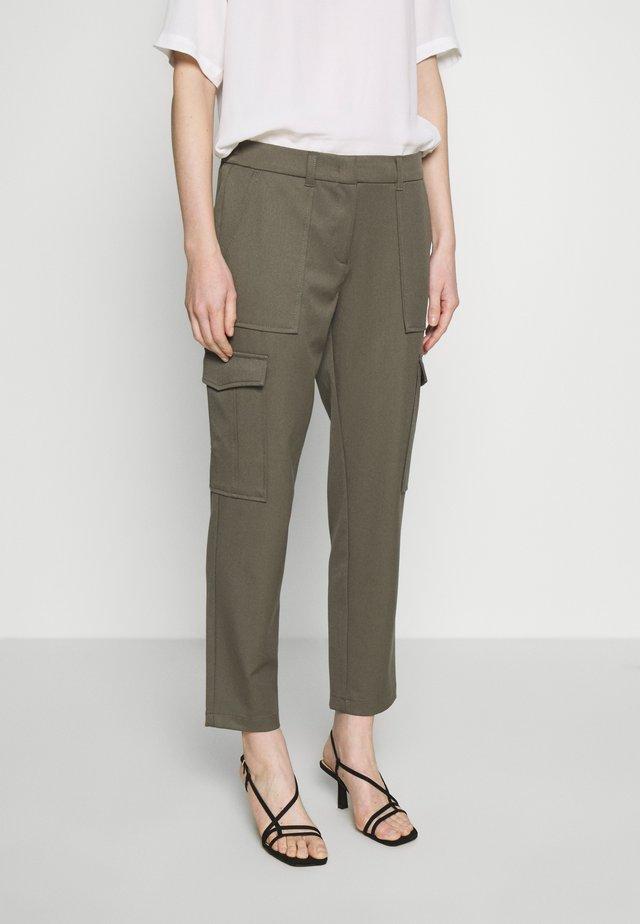 Pantaloni - dark olive
