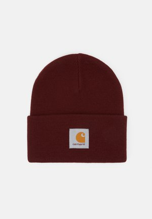 WATCH HAT - Beanie - bordeaux