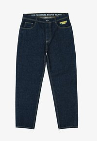 Homeboy - BAGGY - Relaxed fit jeans - indigo - 4