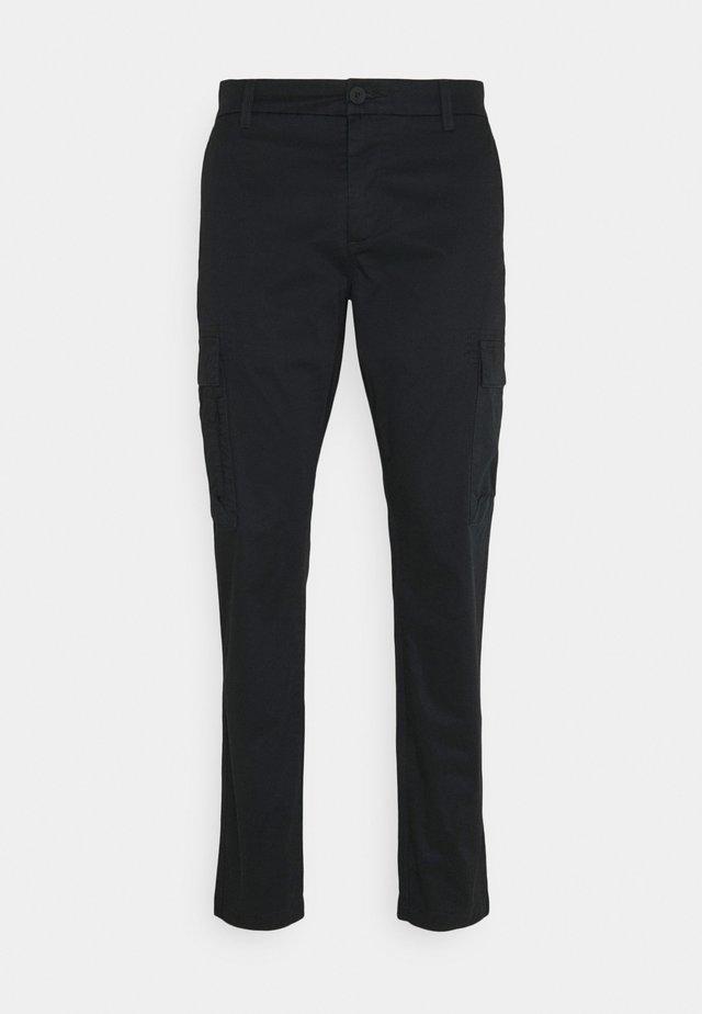 SMART TECH  - Pantaloni cargo - mineral black