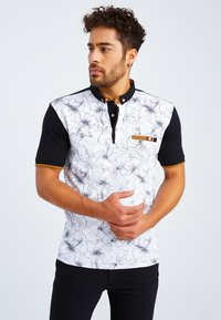 Leif Nelson - Polo shirt - schwarz - 3