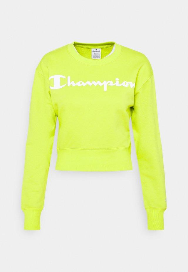 CREWNECK LEGACY - Sweater - neon yellow
