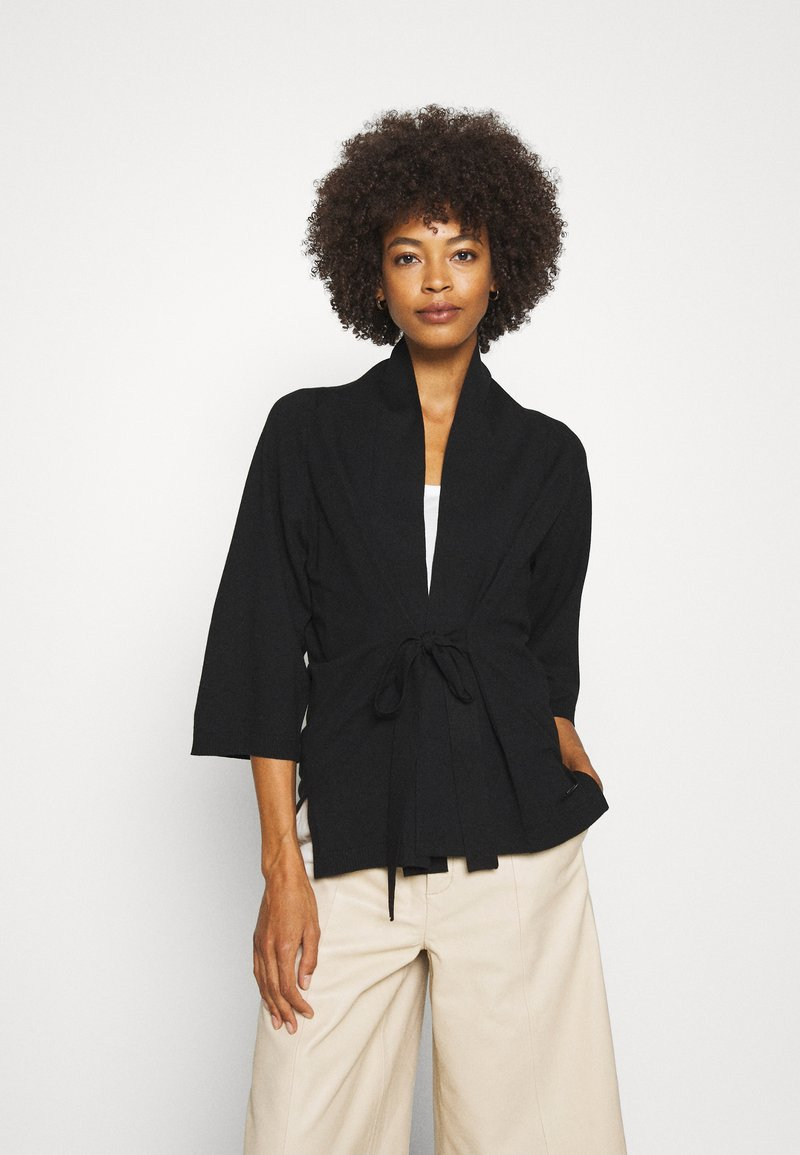 Betty & Co - Cardigan - black