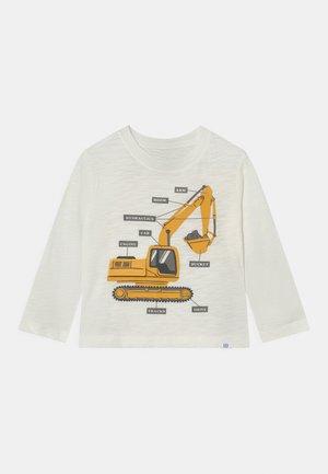 Camiseta de manga larga - new off white