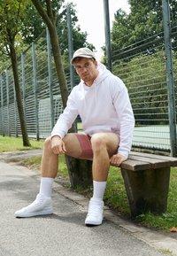 K-SWISS - COURT WINSTON MID - Sneakers hoog - white - 1