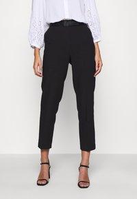 IVY & OAK BRIDAL - Pantaloni - black - 0