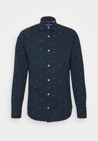 Jack & Jones - JORTONS DITSY - Camisa - navy blazer - 4