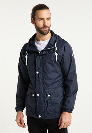 Outdoor jacket - nachtblau
