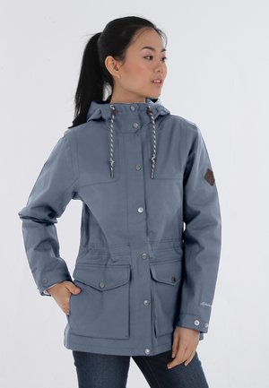 CHARLY  - Outdoor jacket - blue