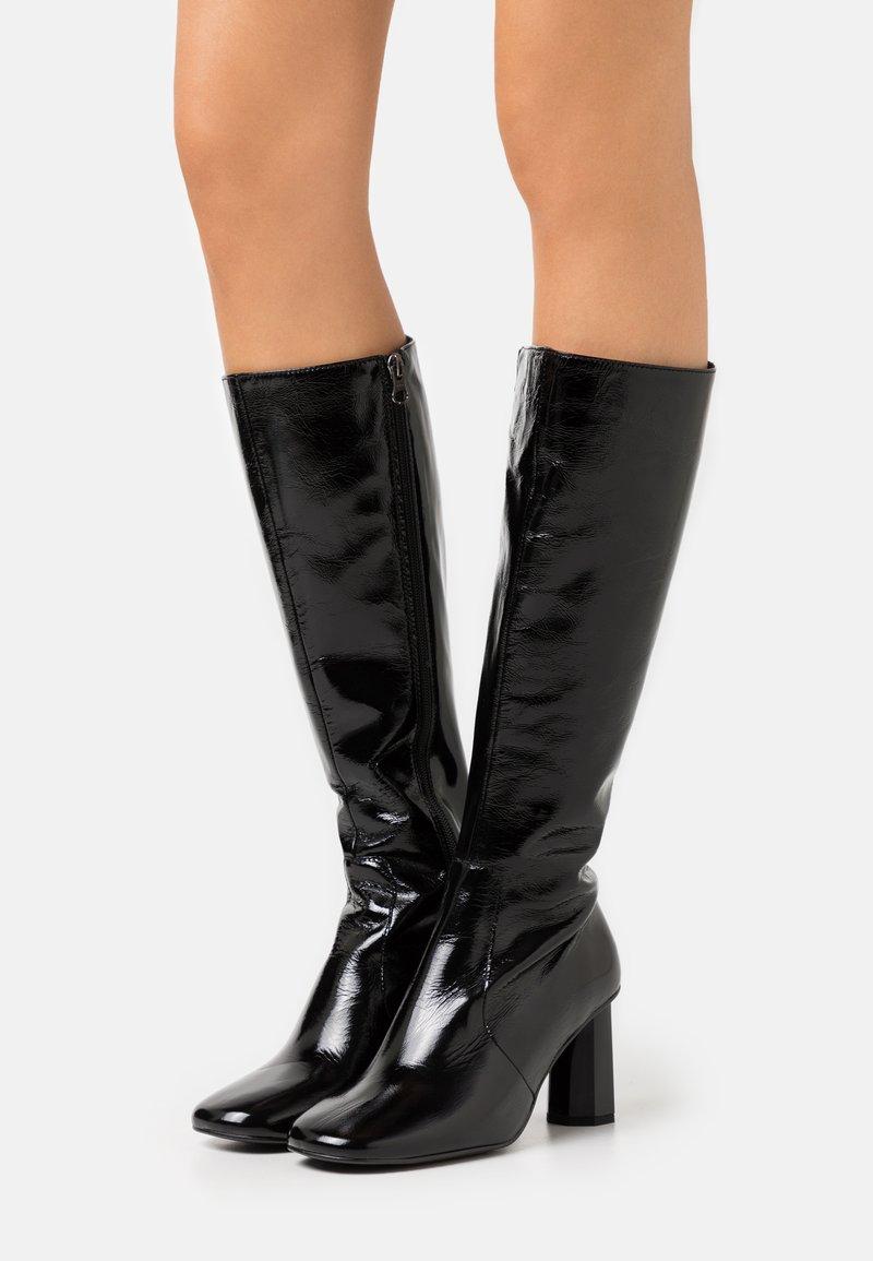 Jonak - BERLINE - Vysoká obuv - noir