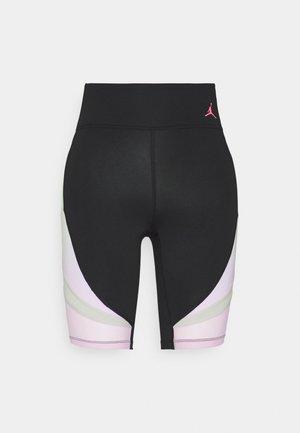 HEATWAVE BIKE - Shorts - arctic pink/black