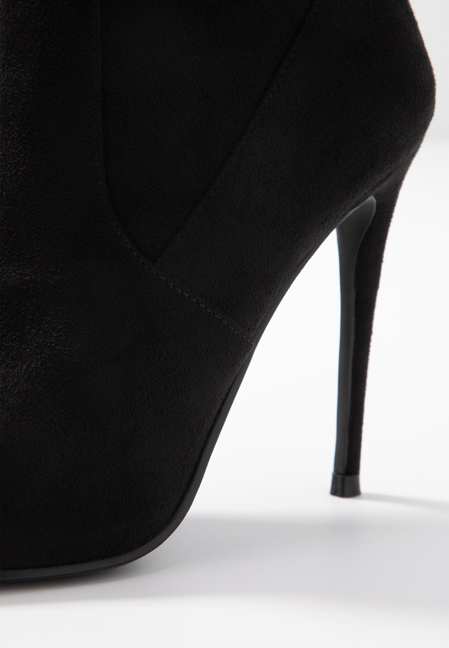 Steve Madden Dade - High Heel Stiefel Black/schwarz