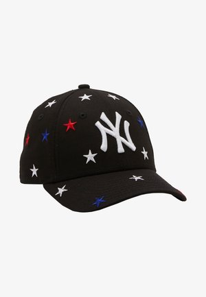 KIDS 9FORTY STARS - Lippalakki - black